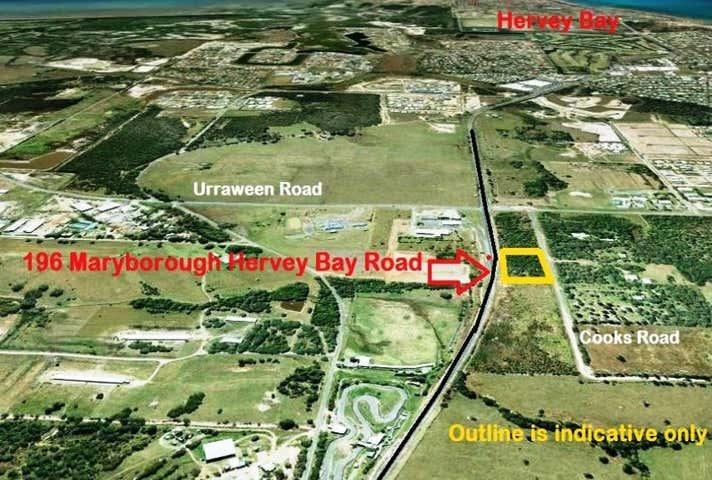 196 to 208 Maryborough Hervey Bay Road Urraween QLD 4655 - Image 1