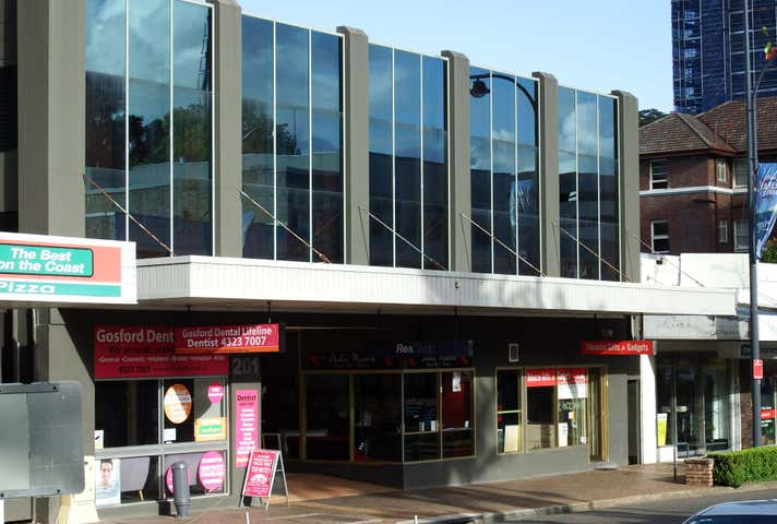 Shop A, 201 Mann Street, Gosford, NSW 2250