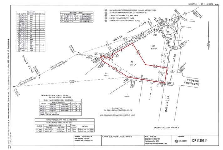 Lot 31 Wagga Road Lavington NSW 2641 - Image 1