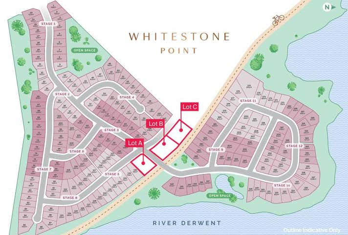 Commercial Lots Whitestone Point Austins Ferry TAS 7011 - Image 1