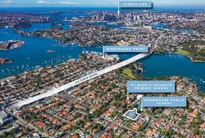 Lots 13, 14, 15, 16 Reservoir Lane Drummoyne NSW 2047 - Image 1