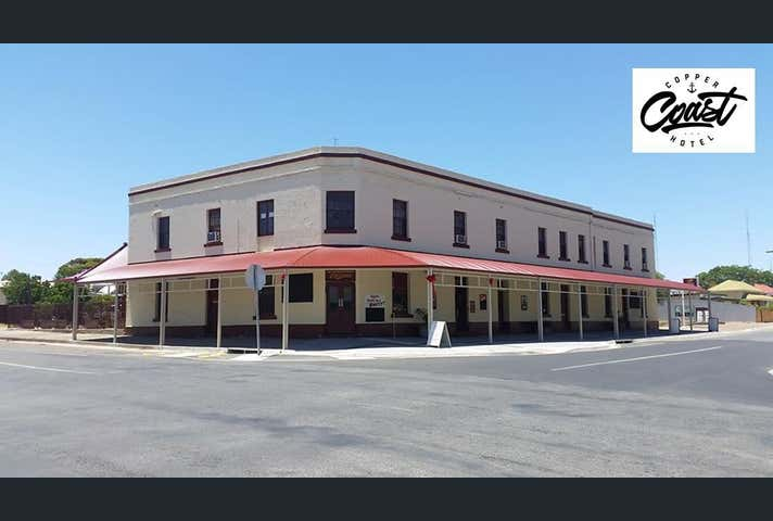 Copper Coast Hotel (Freehold & Business), 49 Owen Terrace Wallaroo SA 5556 - Image 1