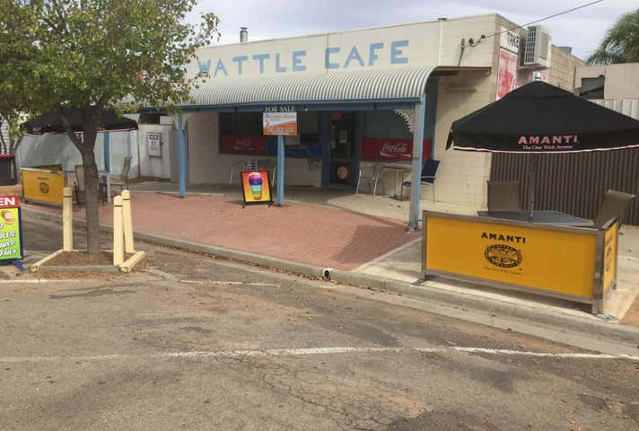 WATTLE CAFE, 24 Morago Street, Moulamein, NSW 2733