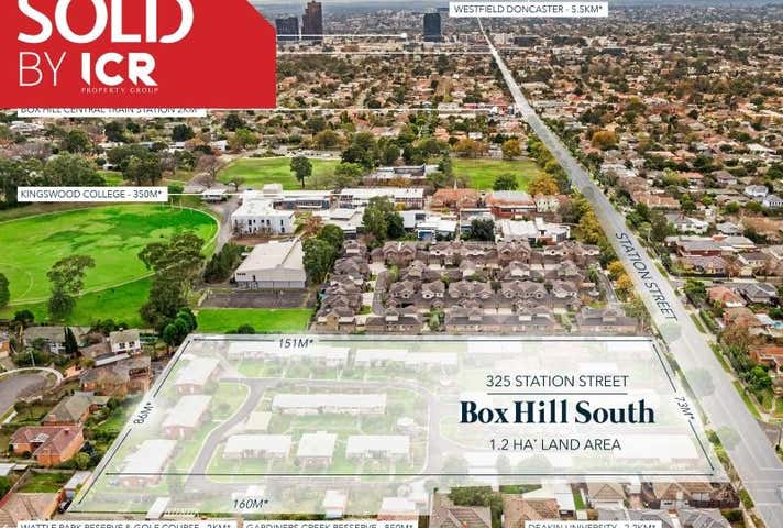 Development Sites   Land Property For Sale in Box Hill South ce50a8e76