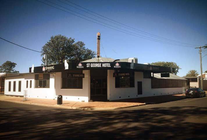 St George Hotel , 1   Henry Street St George QLD 4487 - Image 1