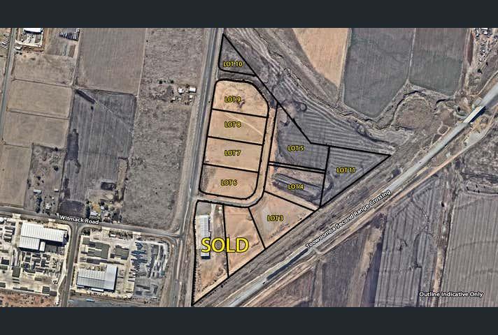 Lot 4 & Lot 6 O'Mara Road (TEH) Wellcamp QLD 4350 - Image 1