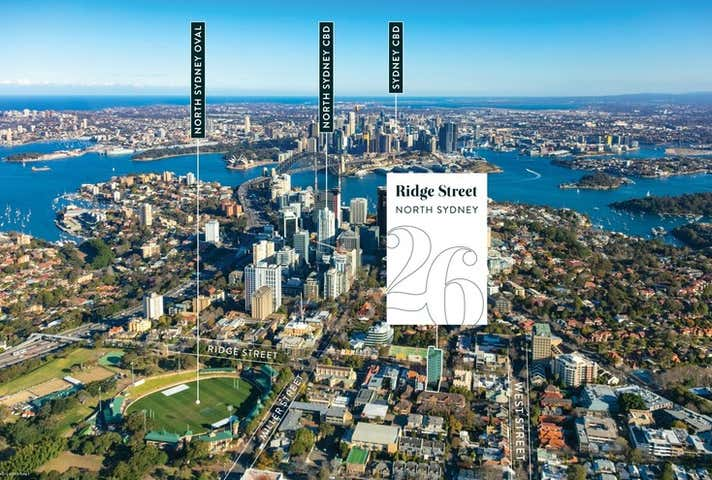 26 Ridge Street North Sydney NSW 2060 - Image 1