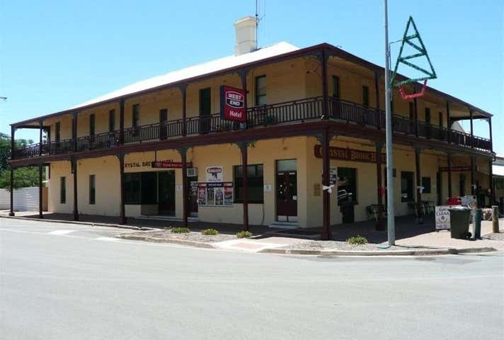 Crystal Brook Hotel Leasehold, 47 Railway Terrace, Crystal Brook, SA 5523
