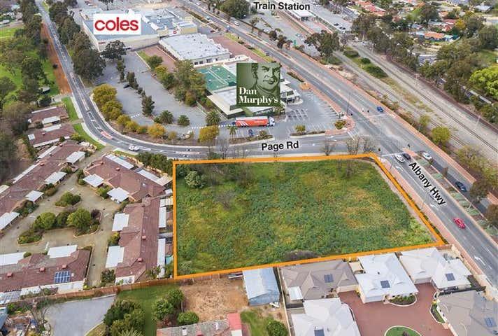 Lot 11 Albany Highway (Corner Page Road) Kelmscott WA 6111 - Image 1