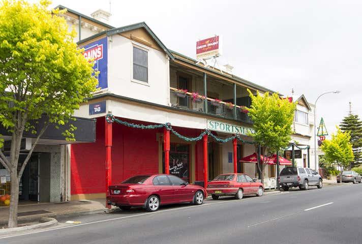 Sportsman Hotel, Millicent, 72 George Street, Millicent, SA 5280