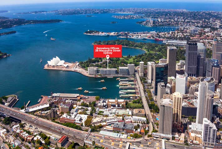 Bennelong Office Suites, 3/3B Macquarie Street, Sydney, NSW 2000