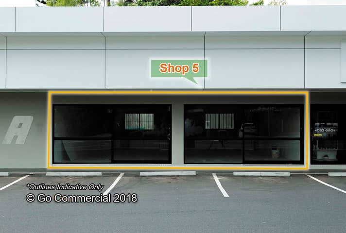 Shop 5, 193 Swallow Street Mooroobool QLD 4870 - Image 1
