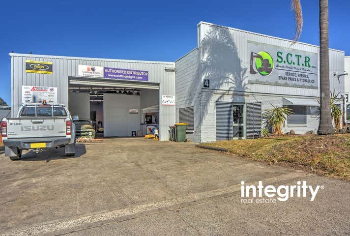 4 & 5 Concorde Way Bomaderry NSW 2541 - Image 1