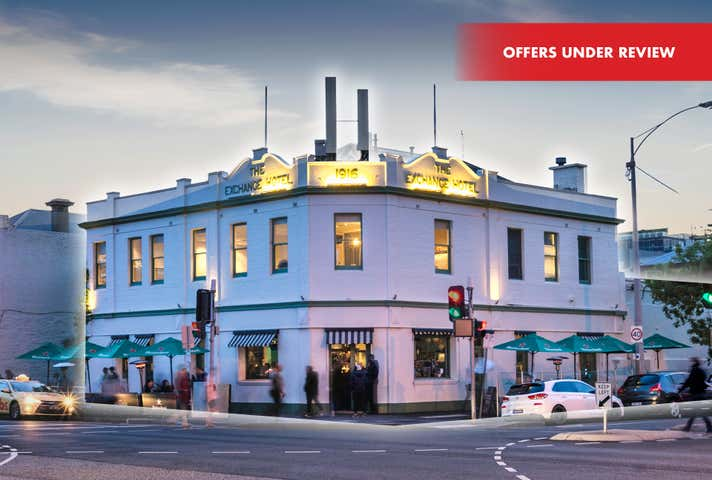 39 Bay Street - The Exchange Hotel Port Melbourne VIC 3207 - Image 1