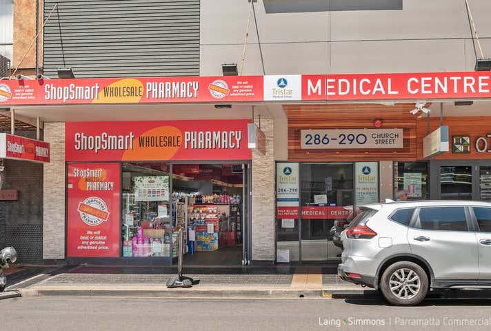 286-290 Church Street Parramatta NSW 2150 - Image 1