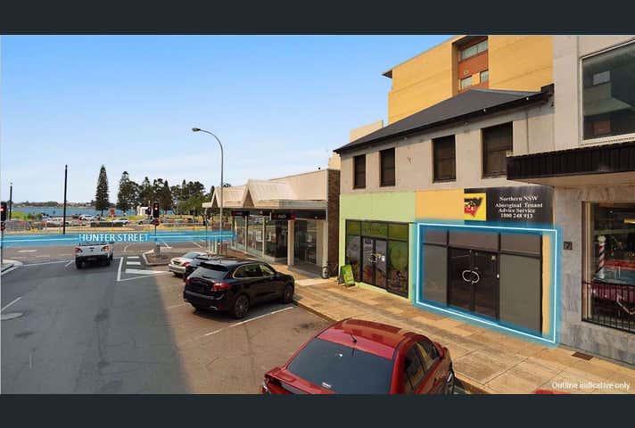 Rent solar panels at 3-5 Newcomen Street Newcastle, NSW 2300