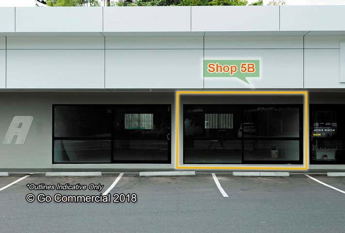 Shop 5B, 193 Swallow Street Mooroobool QLD 4870 - Image 1