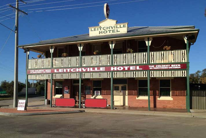 Leitchville Hotel, 17 King George Street, Leitchville, Vic 3567