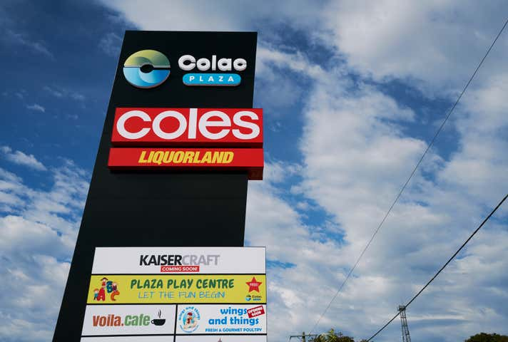Colac Plaza Shopping Centre , 66  Queen Street Colac VIC 3250 - Image 1