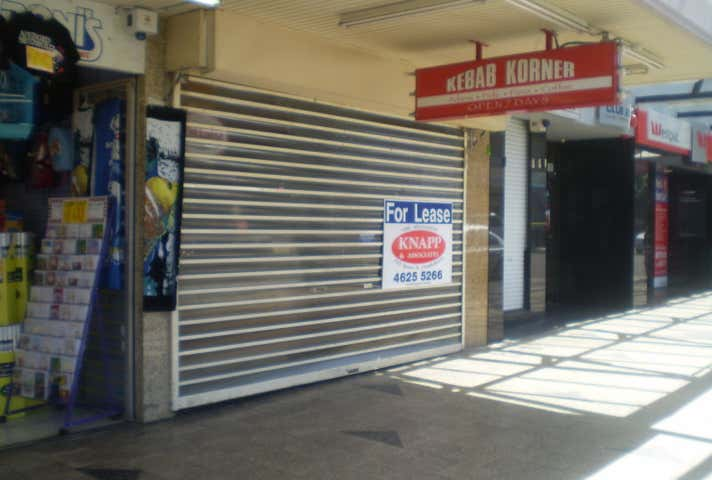Shop C, 213 Queen Street Campbelltown NSW 2560 - Image 1