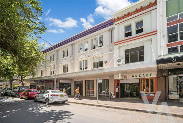 Rent solar panels at 120 Hunter Street Newcastle, NSW 2300