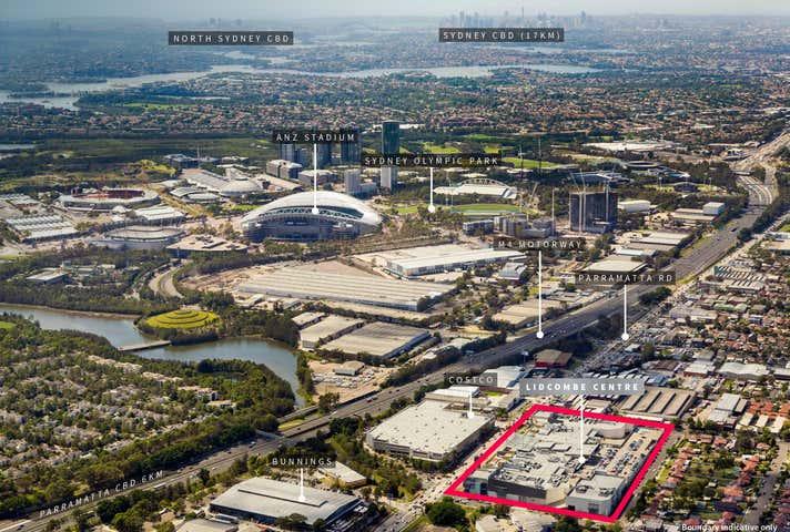 Lidcombe Centre, NSW, 92 Parramatta Road Lidcombe NSW 2141 - Image 1