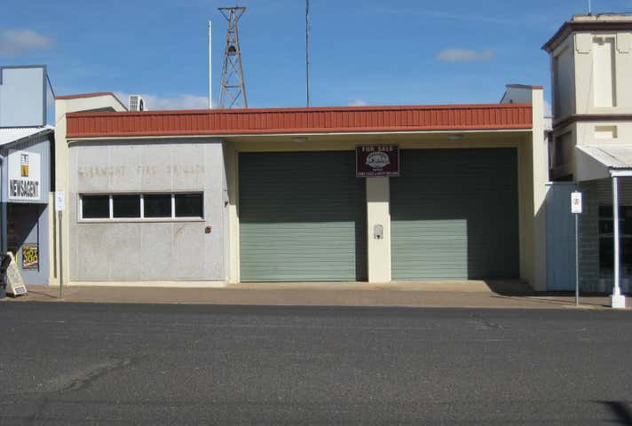 Clermont Fire Station, 60 Capella St Clermont QLD 4721 - Image 1