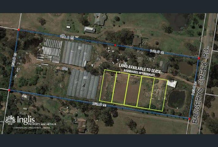 100 BADGERYS CREEK ROAD, Bringelly, NSW 2556