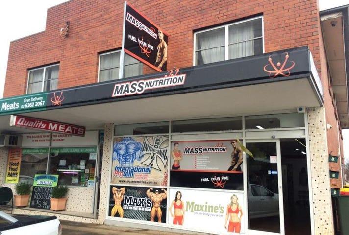 Woodward Street Shops, Shop  145B, 145-147 Woodward Street, Orange, NSW 2800