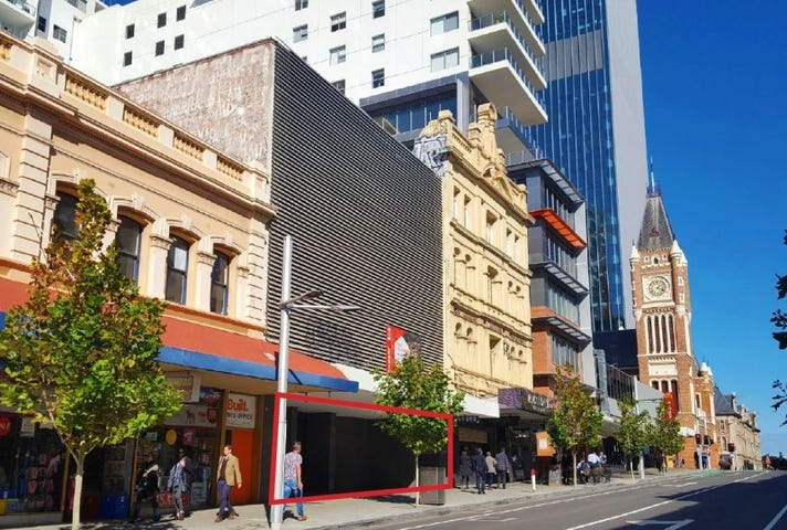 Commercial real estate for lease in perth wa 6000 pg 39 for 256 st georges terrace