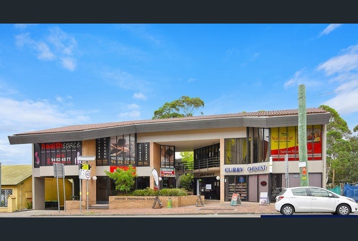 2/10 Edgeworth David Avenue, Hornsby, NSW 2077