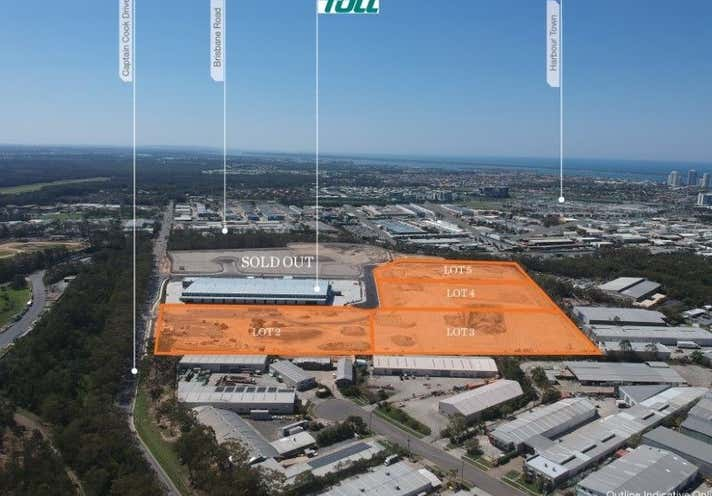 1 Cnr Captain Cook Drive and Logistics Place Arundel QLD 4214 - Image 1