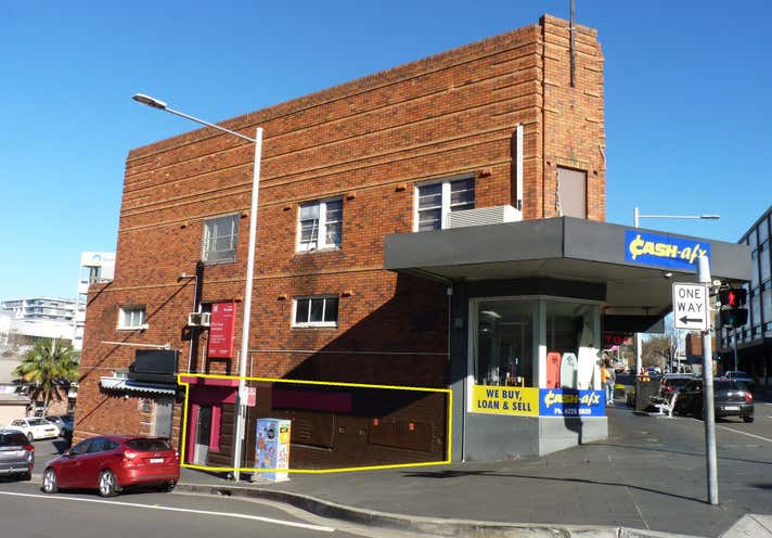 Side Shop/293-297 Crown Street Wollongong NSW 2500 - Image 1