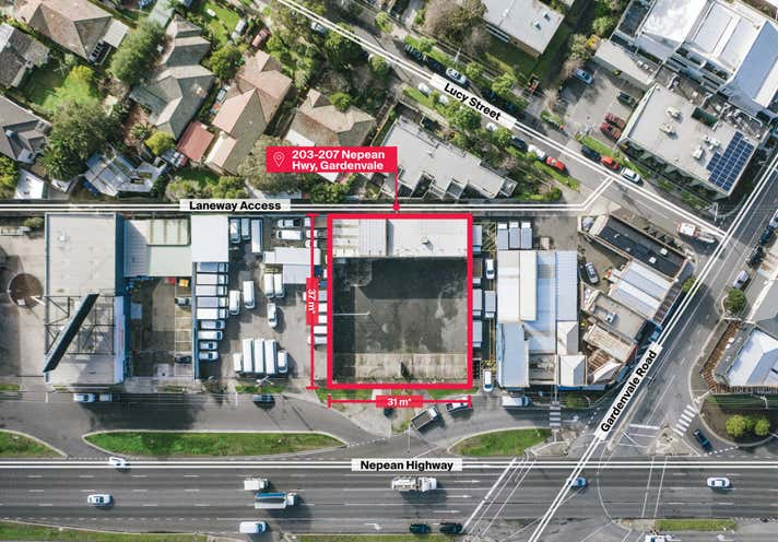 203-207 Nepean Highway Gardenvale VIC 3185 - Image 2