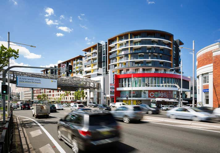 Top Ryde City Shopping Centre, Ground Floor, Cnr Blaxland Road & Devlin St. Ryde NSW 2112 - Image 2