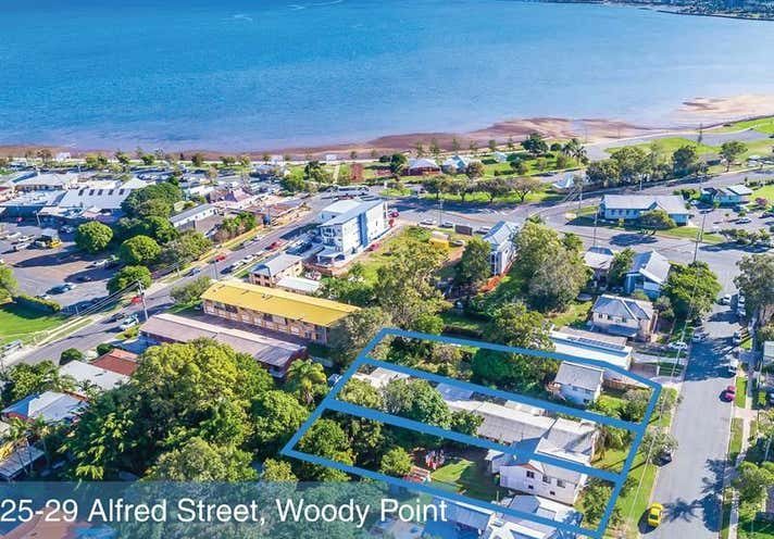 25, 27 & 29 Alfred Street Woody Point QLD 4019 - Image 1