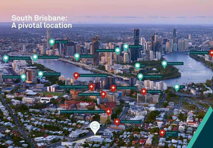 South Brisbane Health, 52 - 64 Annerley Road Woolloongabba QLD 4102 - Image 2
