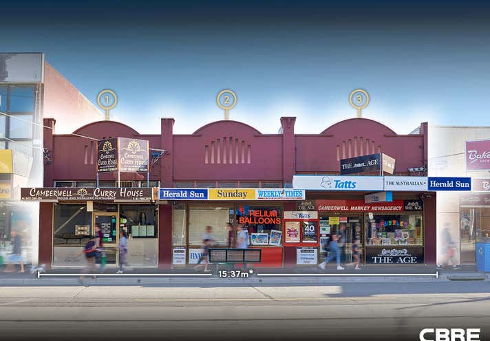509-513 Riversdale Road Camberwell VIC 3124 - Image 1