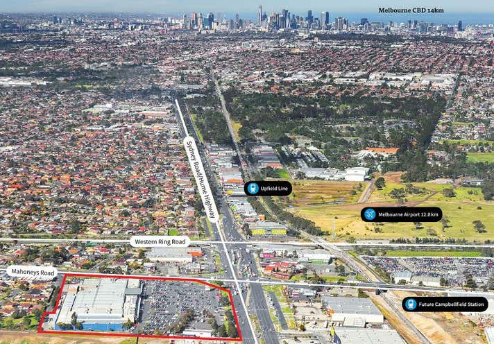 Campbellfield Plaza, Cnr Hume Highway & Mahoney's Road Campbellfield VIC 3061 - Image 1