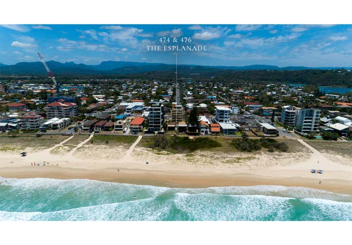 474 & 476 The Esplanade Palm Beach QLD 4221 - Image 1