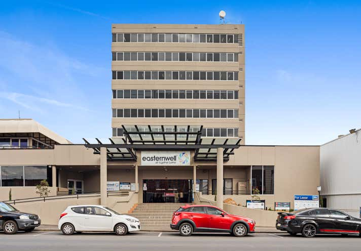EASTERNWELL BUILDING, 10  RUSSELL STREET Toowoomba City QLD 4350 - Image 1