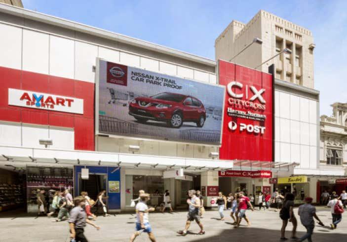 City Cross Shopping Centre, 32-36  Grenfell St Adelaide SA 5000 - Image 1