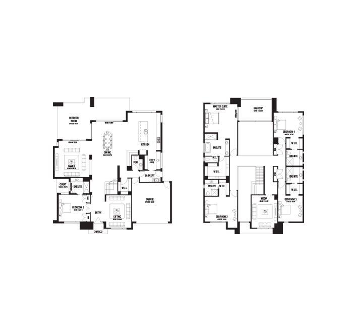 Riviera Floor Plan