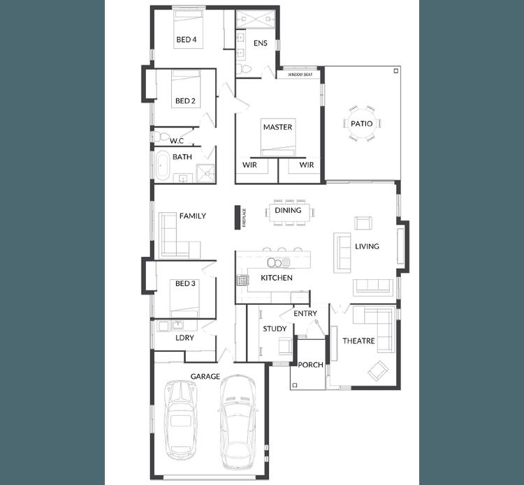 ASC5 Floor Plan