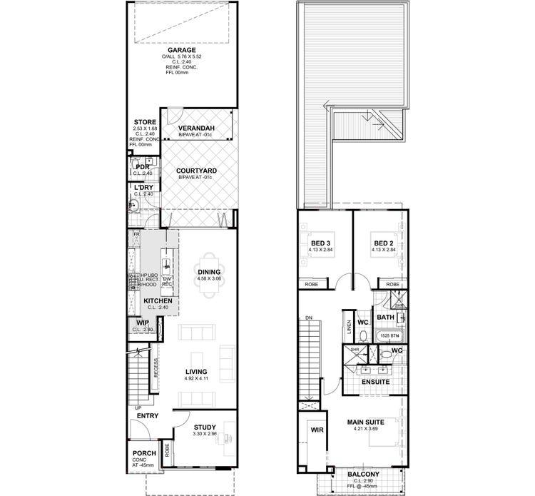 Ambrook Floor Plan