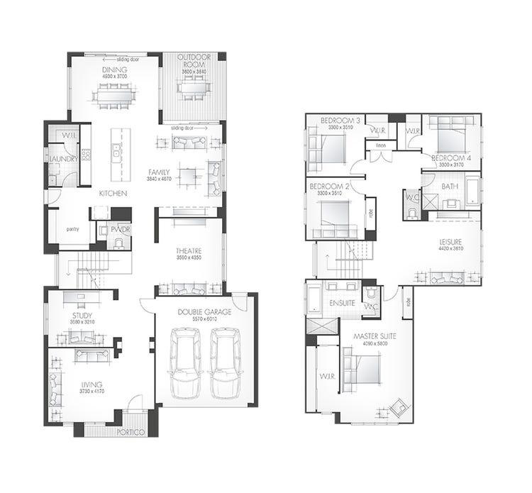 Sovereign Floor Plan