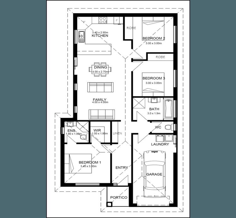 Abode 123 Floor Plan