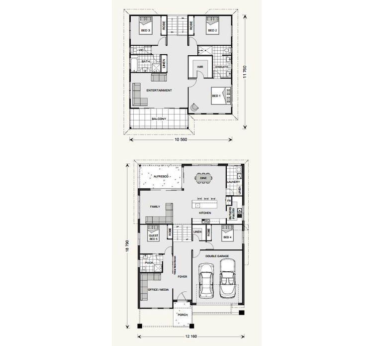 Seaview Floor Plan