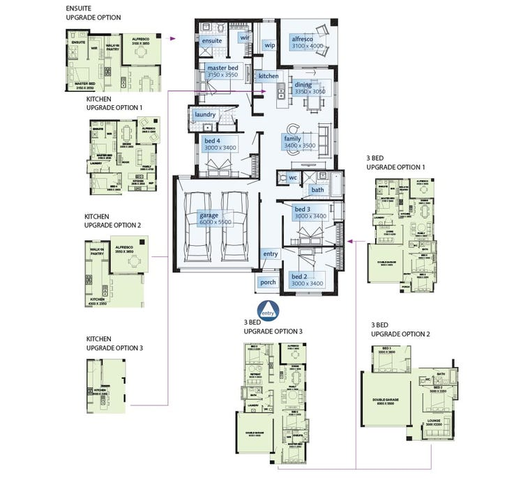 Riverton Home Design & House Plan By Simonds Homes