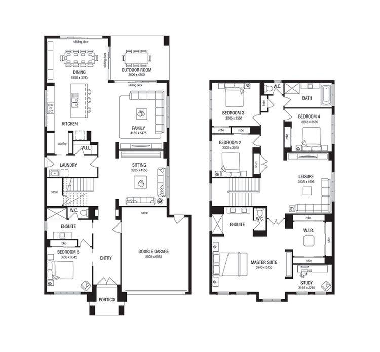 on somerset floor plan clic homes